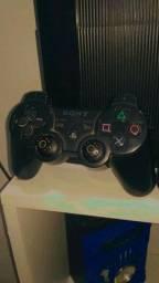 PlayStation 3 Super Slim Com Caixa