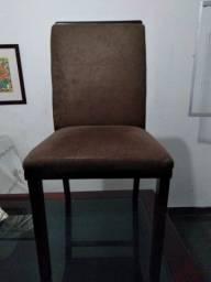 Vendo 3 cadeiras confortáveis