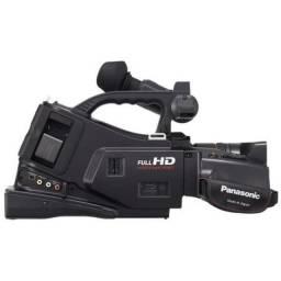 Filmadora Panasonic ag-ac7 full troco por equipamentos de home studio