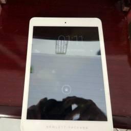 """Tablet HP 8"""" 1401 Excelente estado pouquíssimo uso"""