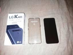 LG K41s impecável