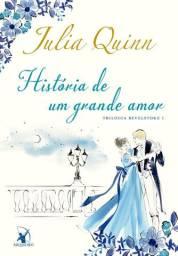 Livro Historia de um grande amor