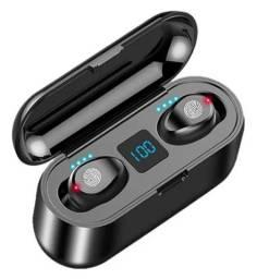 Fones De Ouvido Sem Fio Bluetooth 5.0 Tws Headset