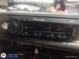 Rádio Pioneer USB bluetooth