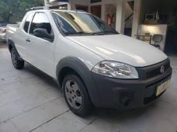 Fiat Strada 1.4 Hard Working Cabine Extendida Flex 2018