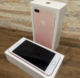 IPhone 7 Plus rose semi novo