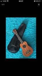 Ukulele strinberg troco por violão