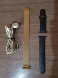 Carregador apple watch + pulseiras 42mm