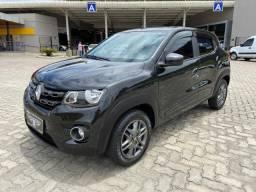 Renault kwid Intense 1.0 - 2019 - Versão Top de Linha
