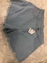 Shorts Feminino Godê