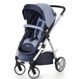 Carrinho de Bebê Dzieco - Maly + Bebê Conforto