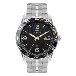 Relógio Technos 50 metros novo Original R$270