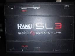 Rane Serato SL3 interface