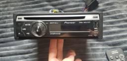 Rádio pioneer Deh 3 UB + Bravox 6 x 9.