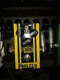 Drive nux e booster fire