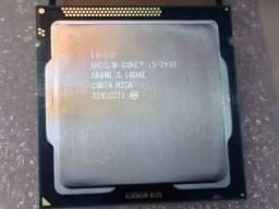 Processador Intel core i5 2400 3.10ghz 1155