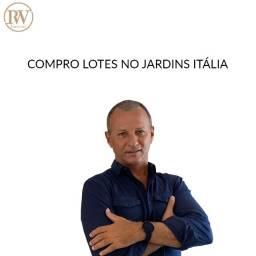 Compro lotes no Jardins Itália