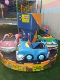 Brinquedo Carrossel Infantil Eletrônico