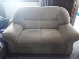 SOFÁ - Conjunto de sofá de 2 e 3 lugares