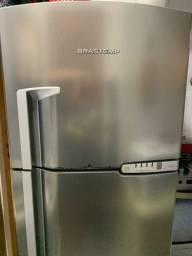 <br>Brastemp<br><br>Frost Free Duplex 378 litros