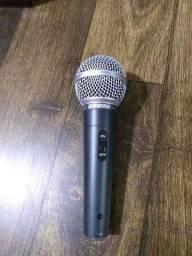 Vendo Microfone Shure sm 58.