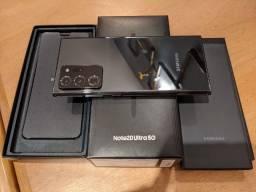 Samsung Galaxy Note 20 Ultra 12/256gb Preto (nacional + nf e garantia)