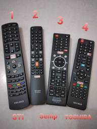 Controle smart TV à partir de R$30 Entrega Sem TAXA