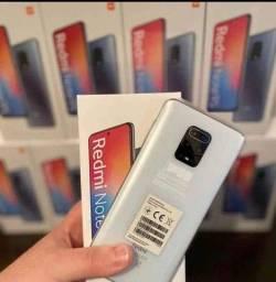 Xiaomi redmi note 9 pro lacrado 128 gb