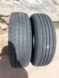 Pneu 175/65 R14 Sumitomo R$ 450,00 nos 2 pneus