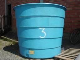 Caixa de água 3.000 litros em fibra de vidro