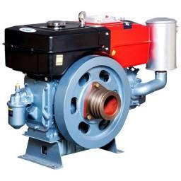Motor a Diesel Toyama com radiador 16,5 HP Tdw18Dre