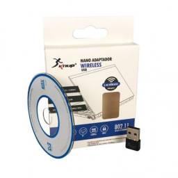 Adaptador USB Wireless 150MBps WiFi KP-AW153