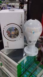 Câmera lâmpada