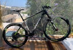 Mtb Rockrider 960 Btwin - Carbono - ARO 27,5 - TAM L