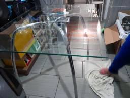 Vendo mesa de virdro