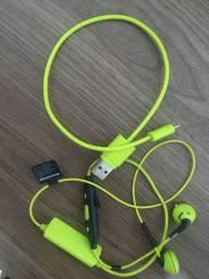 Fone De Ouvido Bluetooth Shq6500cl Philips Esportivo