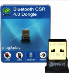 Adaptador Bluetooth Usb 4.0 Pc Note Ps4 Xbox<br>