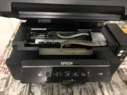 Epson L355 Wi-Fi com Bulk de fábrica toda perfeita
