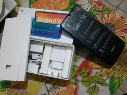 Redmi 9A com duas semanas de uso