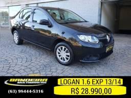 Logan 1.6 exp 13/14 R$ 28.990,00