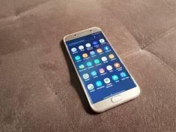 Celular Samsung A7 super conservado