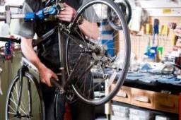 Serviço de Revisão em Bike