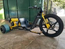 Trike motorizado