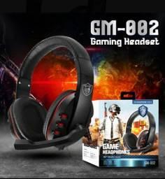 Headset Gamer Melhor Preço! 149,99