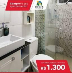 More no maracanau Sinal apartir 49,00 R$ entrada 72X renda 1.300 R$ Apartamento 2 quartos
