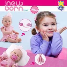 Bonecas New born PRODUTO NOVO fazemos entrega grátis em Natal