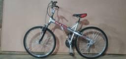 Bicicleta caloi aluminum aro 26