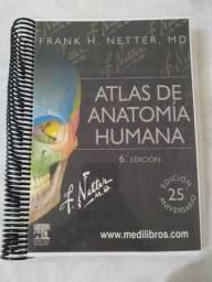 Atlas de anatomia humana em espanhol