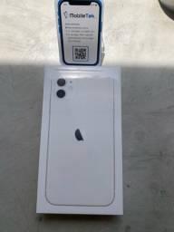 iPhone 11 64gb branco NOVO LACRADO