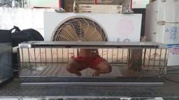 Ar condicionado 1200btus lg